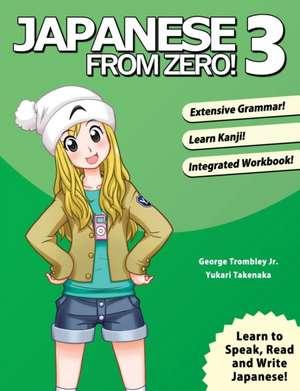 Japanese from Zero! 3