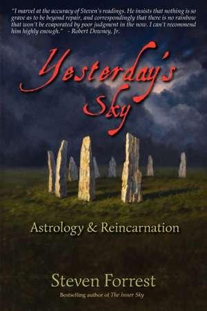 Yesterday's Sky de Steven Forrest