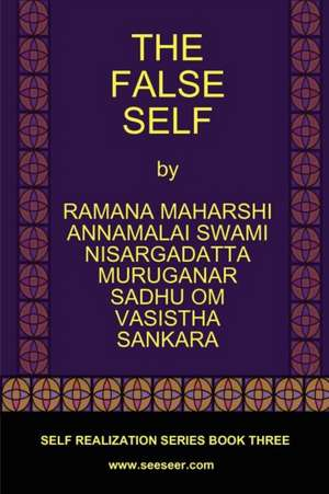 The False Self de Ramana Maharshi