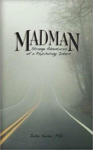 Madman: Strange Adventures of a Psychology Intern de John R. Suler