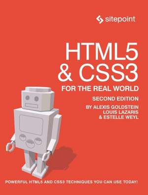 HTML5 & CSS3 For The Real World 2e