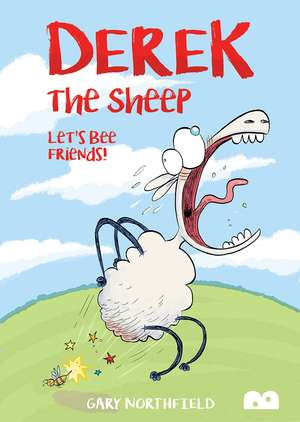 Derek The Sheep: Let's Bee Friends