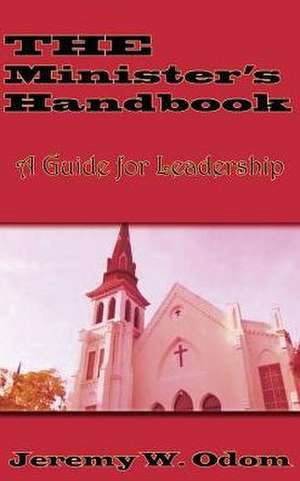 The Minister's Handbook