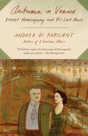 Autumn in Venice de Andrea Di Robilant