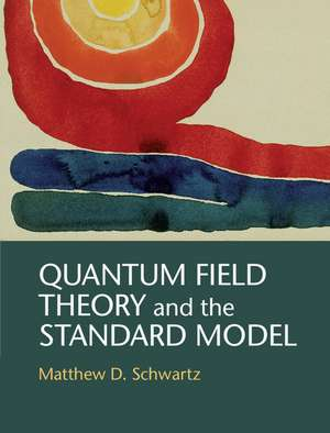 Quantum Field Theory and the Standard Model imagine