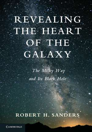 Revealing the Heart of the Galaxy imagine