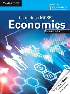 Cambridge IGCSE Economics Student's Book imagine
