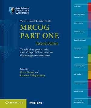 MRCOG Part One
