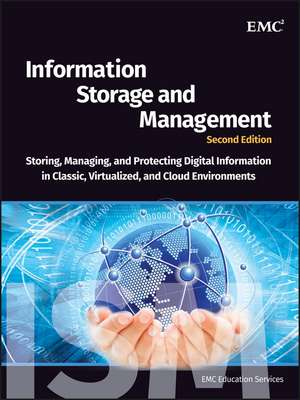 Information Storage and Management imagine
