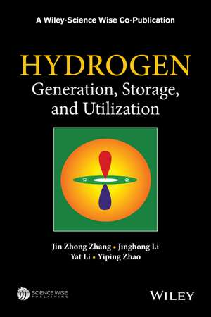 Hydrogen Generation, Storage and Utilization