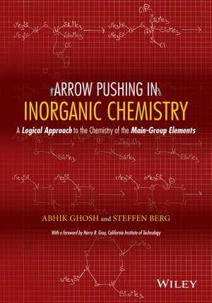 Arrow Pushing in Inorganic Chemistry imagine