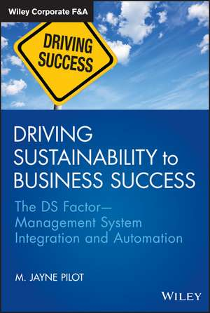 Driving Sustainability to Business Success