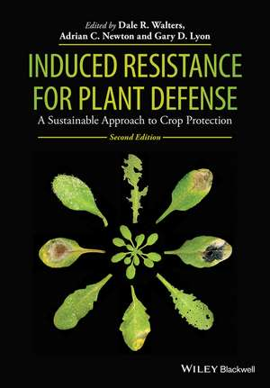 Induced Resistance for Plant Defense