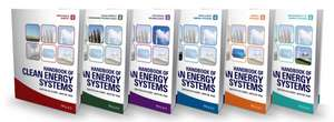Handbook of Clean Energy Systems, 6 Volume Set