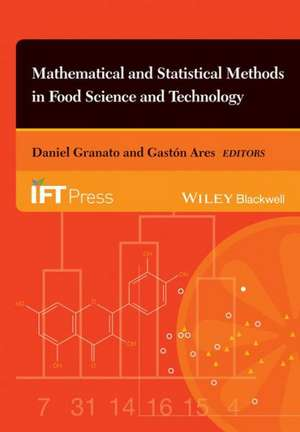 Mathematical and Statistical Methods in Food Science and Technology