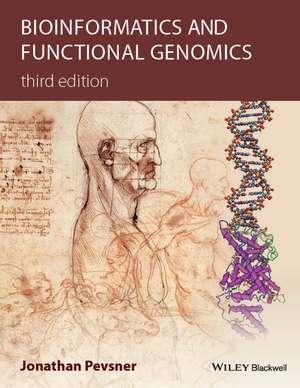 Bioinformatics and Functional Genomics de Jonathan Pevsner