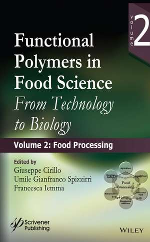 Functional Polymers in Food Science