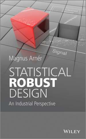 Statistical Robust Design