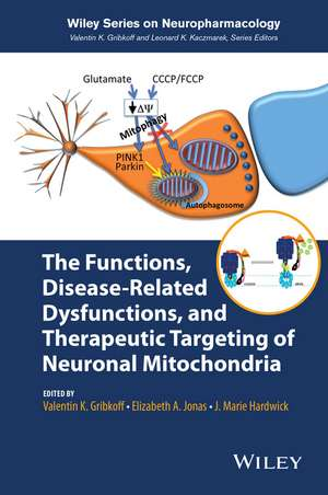 The Functions, Disease-Related Dysfunctions, and Therapeutic Targeting of Neuronal Mitochondria