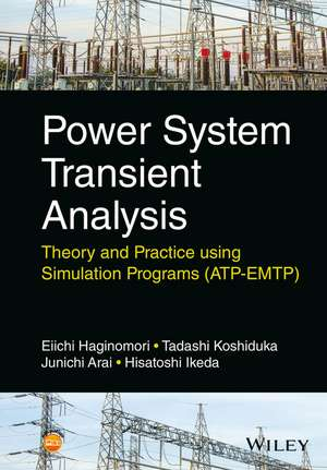 Power System Transient Analysis