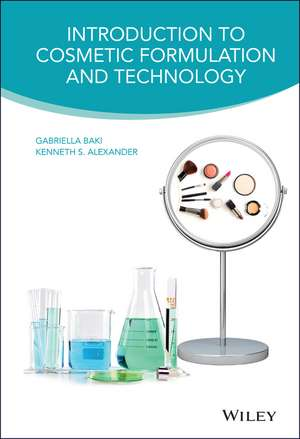 Introduction to Cosmetic Formulation and Technology imagine