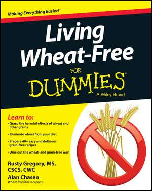 Living Wheat–Free For Dummies