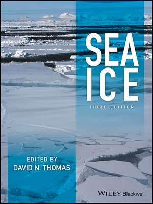 Sea Ice de David N. Thomas