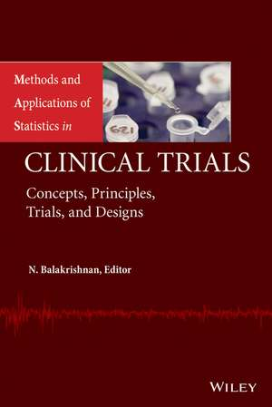Methods And Applications Of Statistics In Clinical