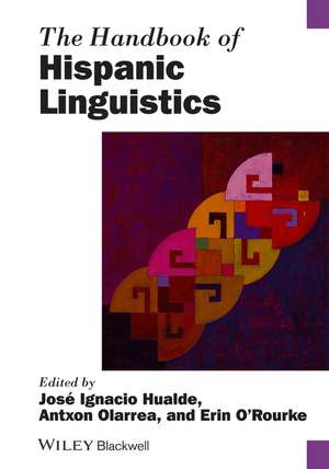 The Handbook of Hispanic Linguistics imagine