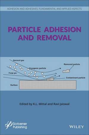 Particle Adhesion and Removal