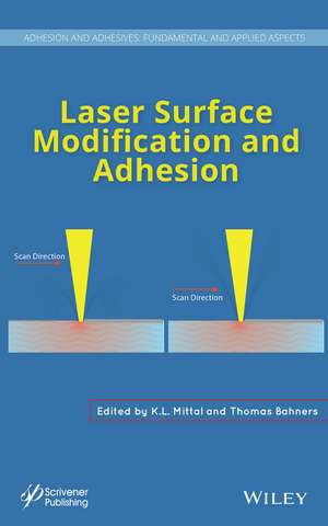Laser Surface Modification and Adhesion