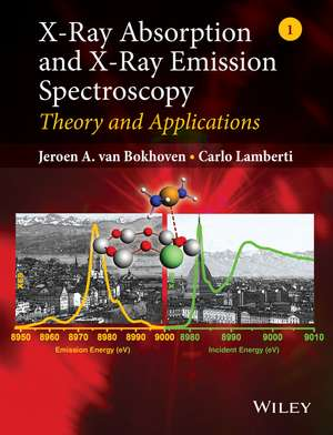 X–Ray Absorption and X–Ray Emission Spectroscopy