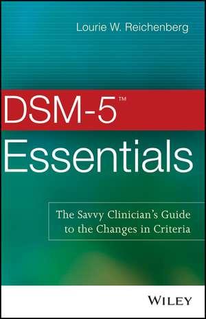 DSM–5 Essentials