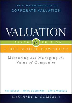 Valuation + DCF Model Download