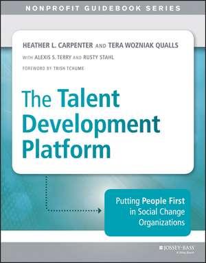 The Talent Development Platform