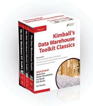 Kimball′s Data Warehouse Toolkit Classics imagine