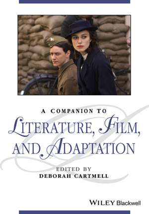 A Companion to Literature, Film and Adaptation