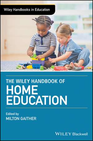 Handbook of Home Education