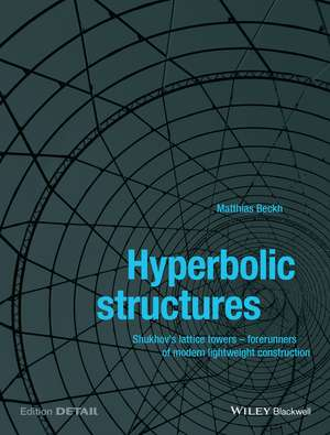 Hyperbolic Structures