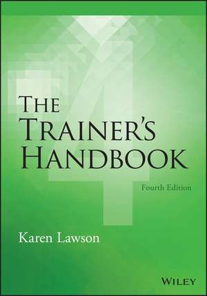 The Trainer′s Handbook