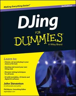 DJing For Dummies imagine