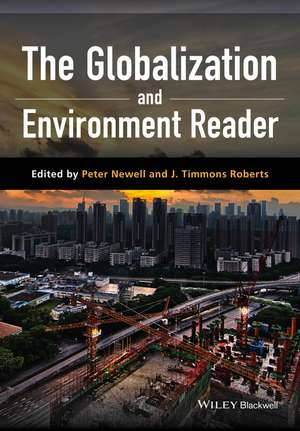 The Globalization and Environment Reader