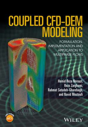 Coupled CFD–DEM Modeling