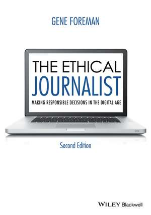 The Ethical Journalist imagine