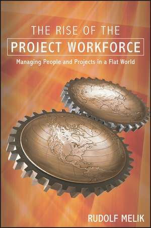 The Rise of the Project Workforce