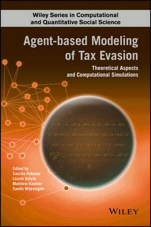 Agent–based Modeling of Tax Evasion