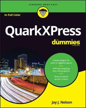 QuarkXPress For Dummies