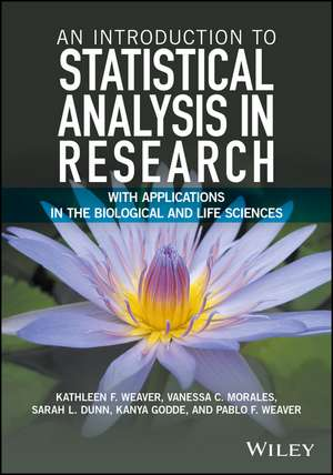 An Introduction to Statistical Analysis in Research