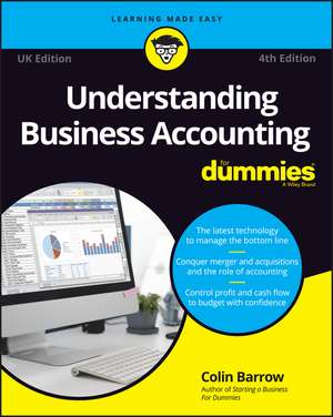 Understanding Business Accounting For Dummies – UK