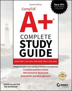 CompTIA A+ Complete Study Guide imagine